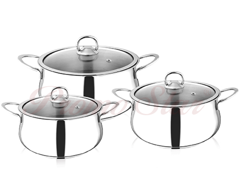 Rüya Casserole Set – 6 Pieces