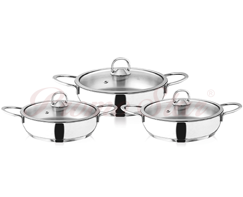Aspendos Omelette Set – 6 Pieces