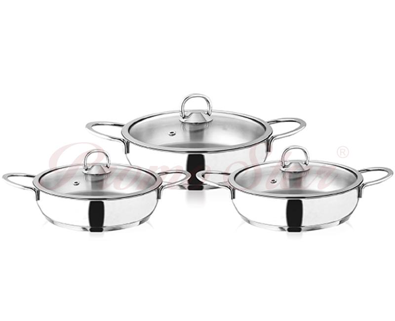 Aspendos Omelette Set – 6 Pieces